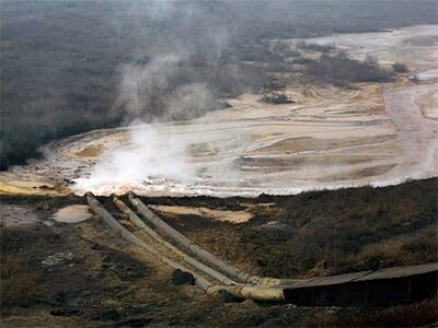 Gefährliche Konsequenzen in den Abbaugebieten - Chemikalien steigen in die Luft