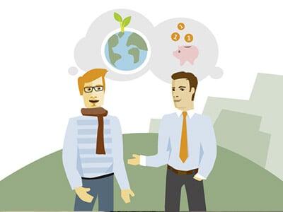 Wiederverwendung und nachhaltige Umgang mit IT-Geräten